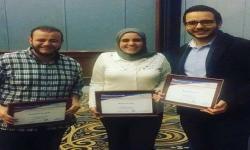 تكريم الطلاب المشاركين والعائدين من قافلة سيوة الرسمية بين كلية طب الاسكندرية وروتاري المريوط